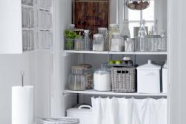 Jak urządzić spiżarkę w kuchni? Inspiracje