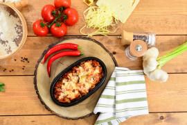 Zapiekanka na ostro – z mięsem mielonym i makaronem