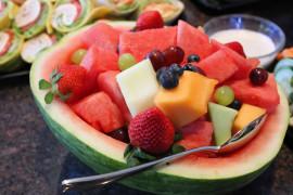 Owocowy arbuz! Idealny na urodziny czy domówkę