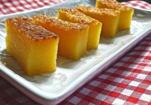 Ciasto ze słodkich ziemniaków