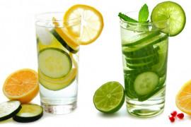 Napoje idealne podczas diety, detoksu i odchudzania