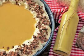 Ciasto z ajerkoniakiem – przepis Ewy Wachowicz