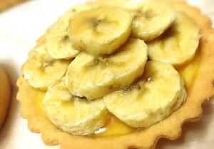 Mini tarta z 🍌 bananami i czekoladą