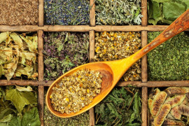 10 ziołowych HERBATEK + ich właściwości