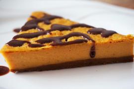 Ciasto dyniowo- czekoladowe