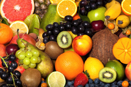 Owoce na, które musisz uważać – czyli zdrowe kalorie