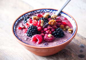 Acai bowls- porcja witamin na śniadanie! HIT