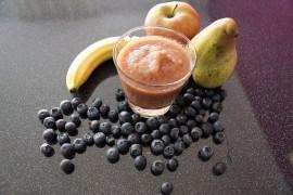 Domowy sorbet owocowy