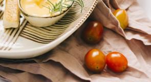 Domowy sos Aioli