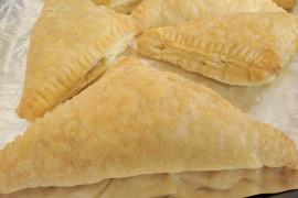Pierożki francuskie na słodko: z NUTELLĄ I BANANEM