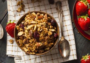 Domowa granola w 25 minut