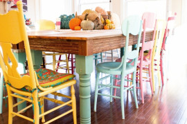 Jakie krzesła do jadalni? 12 gustownych inspiracji!