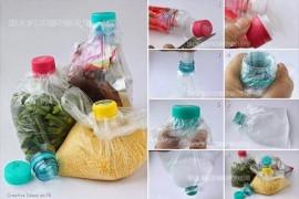 10 rzeczym jakie możesz zrobić z plastikowej butelki po wodzie