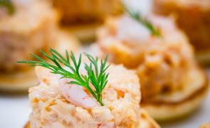Pasta krewetkowa – na kanapki