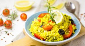 Kuchnia śródziemnomorska- 5 smakowitych przepisów