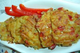 Siekane placuszki z kurczaka