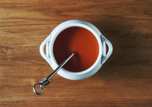 Zupa pomidorowa z nutką pomarańczy
