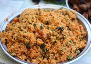 Tabbouleh, czyli tradycyjna sałatka arabska