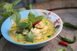 THAI curry z kurczakiem