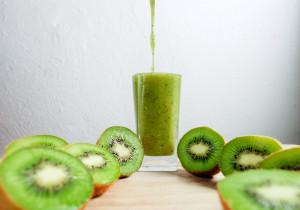 Zielony koktajl z mega dawką witamin