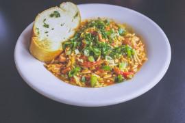 Makaron po chińsku – szybki obiad