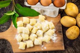 Jak zrobić włoskie gnocchi?