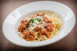 Spaghetti BOLOGNESE – oryginalna receptura