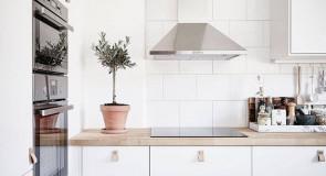 Kuchnia w jasnym, białym, minimalistycznym stylu! 10 inspiracji
