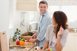 3 kroki, aby gotowanie było czystą przyjemnością, a nie obowiązkiem