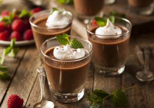 Jogurt o smaku kawy – doskonały deser pobudzający!