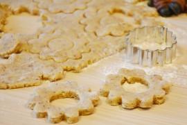 Najprostsze ciasteczka z orzechami włoskimi