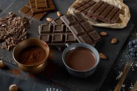 Prawdziwa gorąca czekolada z daktylami