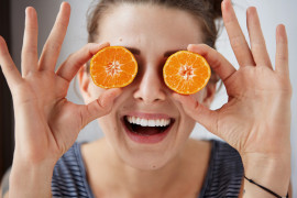 Te produkty poprawiają ostrość widzenia (zawierają witaminę A i kwas foliowy)