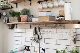 10 pomysłów na SZAFKI w kuchni