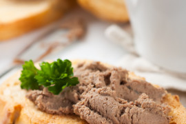 Pasta do kanapek – z bazylii, zielonej soczewicy i prażonego słonecznika