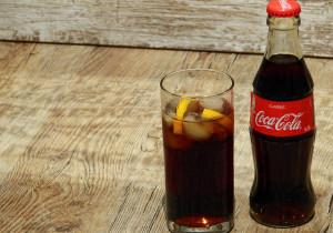 Najbanalniejszy drink z Coca-Colą