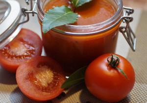 Domowy sos pomidorowy 🍅