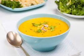 Zupa krem z kukurydzy z puszki