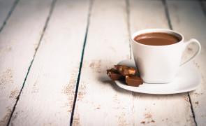 Orzechowa gorąca czekolada – na poprawę humoru 😊😊😊