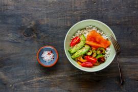 Najlepszy i najszybszy pomysł na obiad – miska ze wszystkim, co dobre