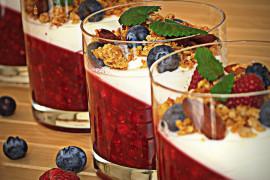 10 deserów, które możesz jeść będąc na diecie