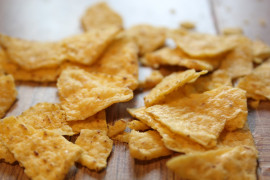Przepis na najlepsze, chrupiące nachosy