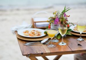 Romantyczna kolacja we dwoje- gotowe menu na obiad, deser i przystawki!