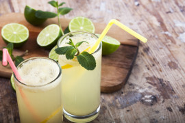 Lemoniada miętowo- cytrynowa