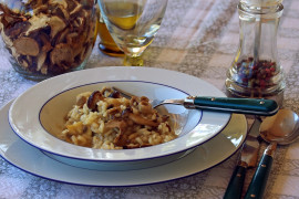 Wytrawne risotto z borowikami – przepis Pascala!