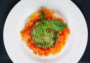 Bezmięsne kotlety z brokuła i kalafiora