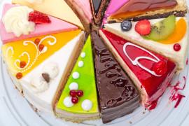 10 przepisów na TORTY urodzinowe