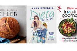 Przegląd książek o diecie i zdrowym odżywianiu
