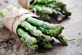 Szybkie dania ze szparagami