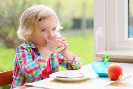 10 śniadań dla DZIECI – szybko i pożywnie
